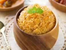 coriandor rice