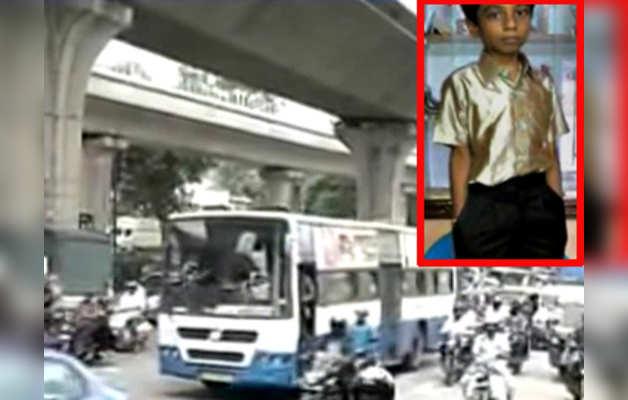 बेंगलुरू में सड़क पर गड्ढो की वजह से 9 वर्षीय बच्चे की मृत्यु