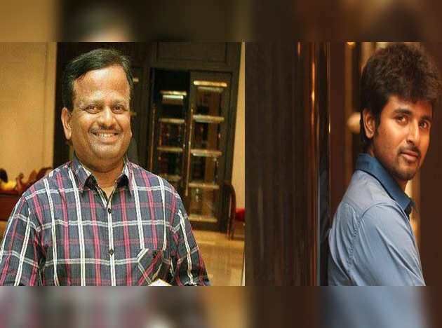 K.V.Anand and Sivakarthikeyan