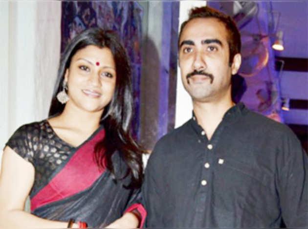 कोंकणा-रणवीर शौरी ने तोड़ दी अपनी शादी