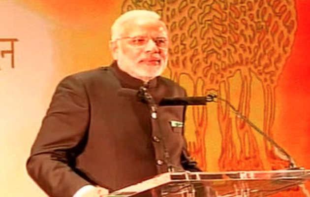पूरा विश्व भारत के विकास के बारे में बात कर रहा है: PM मोदी