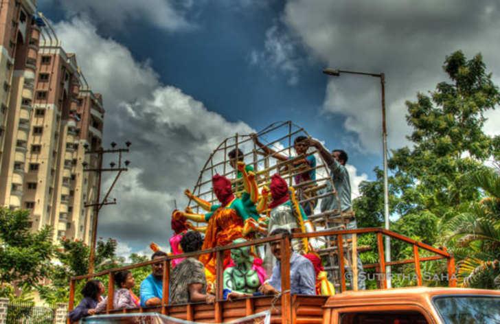 পুজো ফিরে দেখা: হায়দরাবাদ