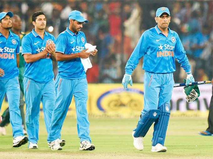 इंदौर वनडे में भारत की जीत के पांच कारण