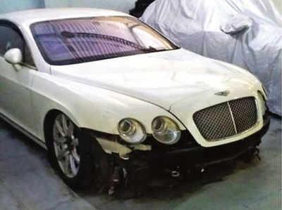 मरम्मत की कीमत बताई 1 करोड़, फिर जब्त कर ली कार!