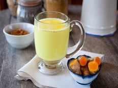 How to prepare turmeric Milk