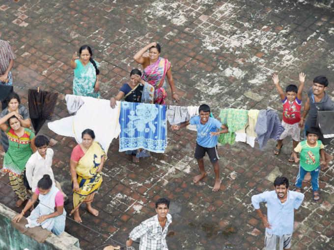 முழுகும் சென்னை: 10 காட்சிகள்