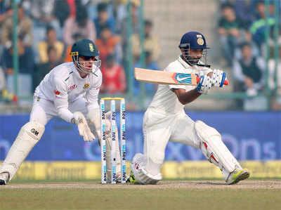दोनों पारियों में सेंचुरी लगाने वाले पांचवें क्रिकेटर बने रहाणे