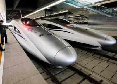 चीनी बुलेट ट्रेन