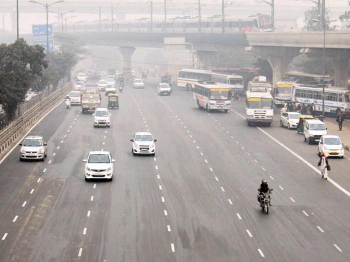 ऑड-ईवन फॉर्म्युले से दिल्ली में प्रदूषण में 25 फीसदी तक की कमी: दिल्ली सरकार