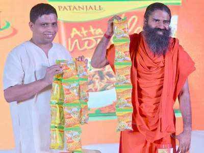 मैगी को पछाड़कर टॉप ब्रैंड बनेगा पतंजलि का आटा नूडल: रामदेव