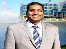 Andhra born businessman Hanu Karlapalem to run for post of mayor of Madison