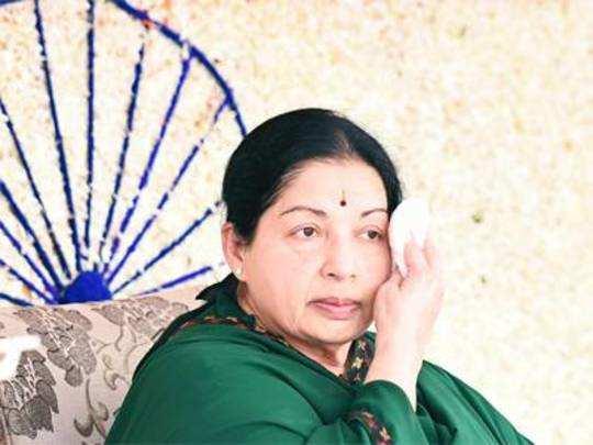 विपक्ष AIADMK के खिलाफ झूठा प्रचार कर रहा है : जयललिता