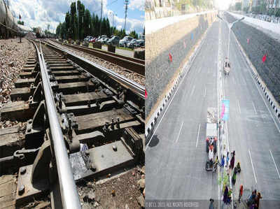 पांच सालों में रेल-सड़क प्रॉजेक्टस पर करीब ₹17.21 लाख करोड़ खर्च करेगी मोदी सरकार