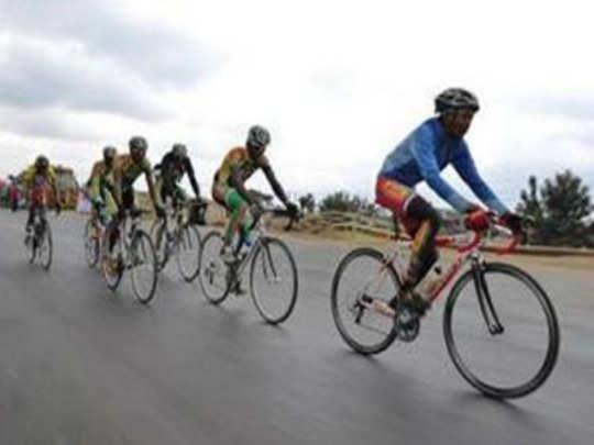 पर्यावरण और स्वास्थ्य जागरूकता के लिए एएआई की साइकल रैली