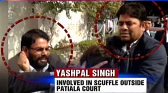 Patiala Court clash: Bar Council of India to take action against guilty  lawyers