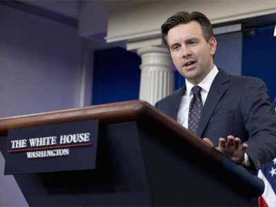 वाइट हाउस के प्रेस सचिव जोश अर्नेस्ट