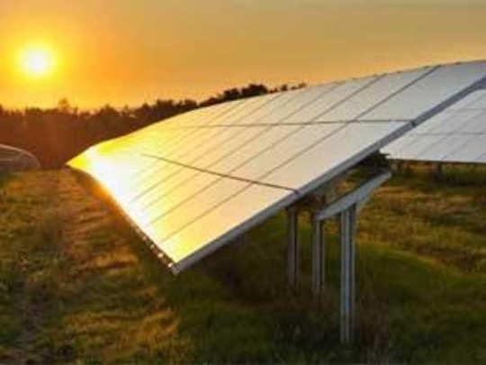 सौर उर्जेचा प्रवास