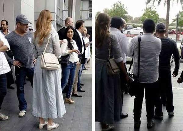 तस्वीर: दुबई में यूलिया के साथ छुट्टी मना रहे हैं सलमान!