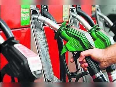 फिर से पेट्रोल सस्ता, डीजल हुआ महंगा