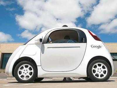 गूगल की खुद चलने वाली कार (फाइल फोटो)