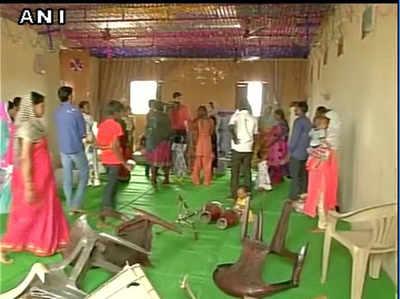 रायपुर में चर्च पर भीड़ ने किया हमला