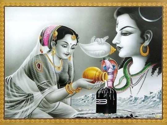 விடிய விடிய மகாசிவராத்திரி விழா!