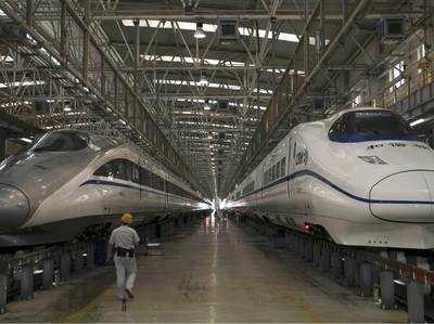 रेलवे ने बुलेट ट्रेन परियोजना के लिए स्पेशल कंपनी बनाई