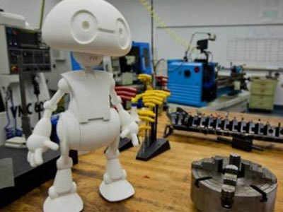 रेतीले तूफान की स्टडी के लिए रोबॉट विकसित