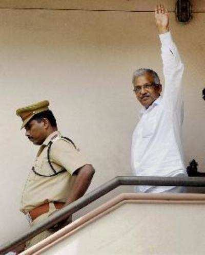 Kannur: CPI (M) leader P Jayarajan is taken away after his arrest in the Abdul S...