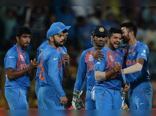 டி20 உலககோப்பை: பரபரப்பான ஆட்டத்தில் இந்தியா வெற்றி