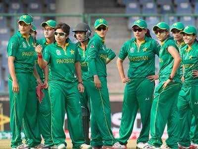 पाकिस्तान महिला क्रिकेट टीम (फाइल फोटो)