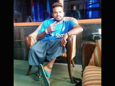 टीम इंडिया के चहेते बॉल बॉय धर्मवीर