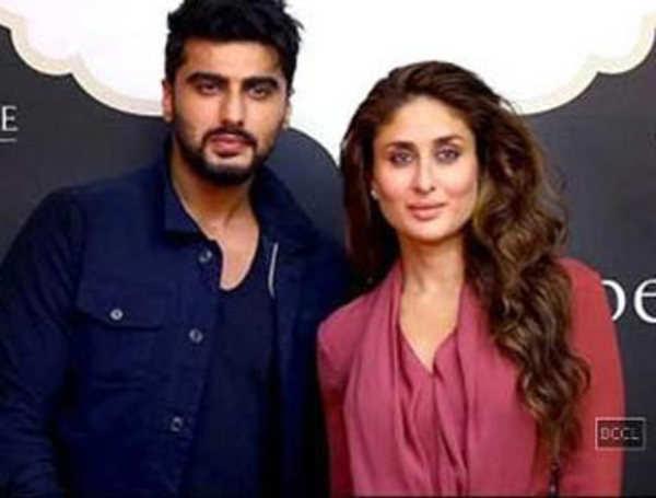 Why is Arjun Kapoor angry with Kareena Kapoor