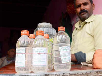 बिहार में देशी शराब पर लगा बैन