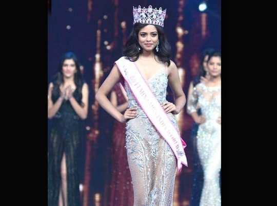 दिल से जवाब देकर प्रियदर्शिनी बनीं फेमिना मिस इंडिया 2016