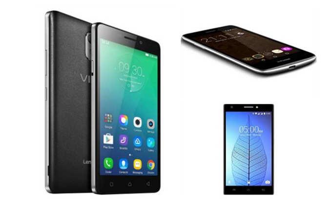 १५ हजार रुपयांखालील  स्मार्ट फोन्स