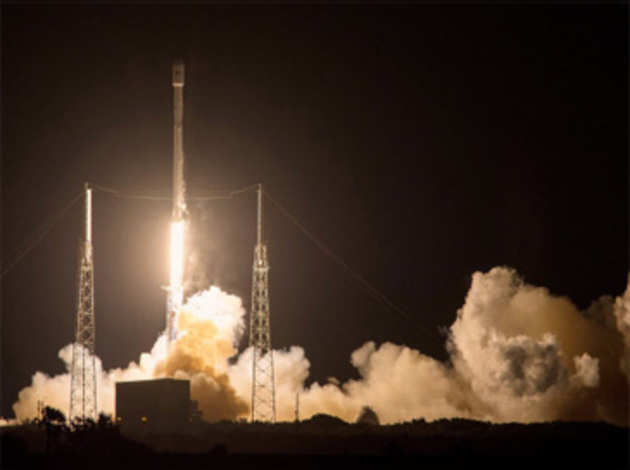 Space-X successfully sent Falcon 9 rocket into space