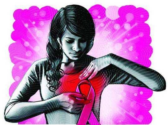 दिल्ली में हर 21वीं लड़की को ब्रेस्ट कैंसर का रिस्क