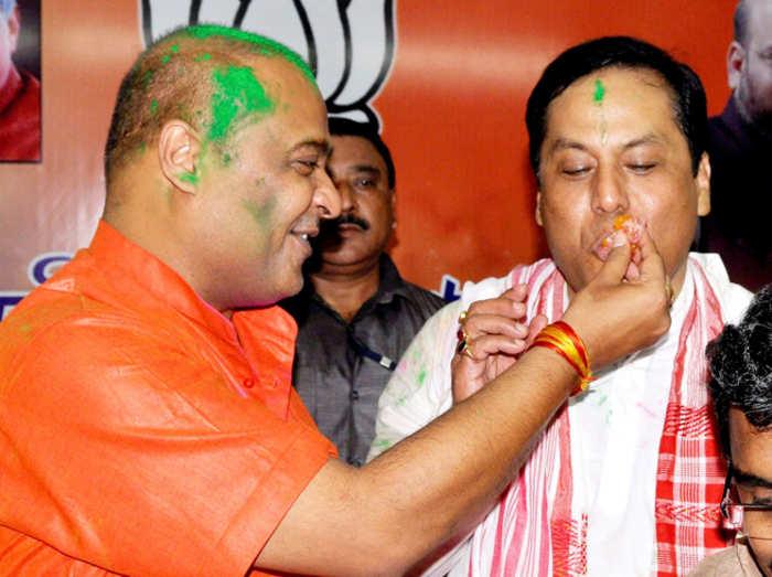 BJP का बड़ा मंगल: असम में सोनोवाल आज लेंगे शपथ, जानें 10 खास बातें