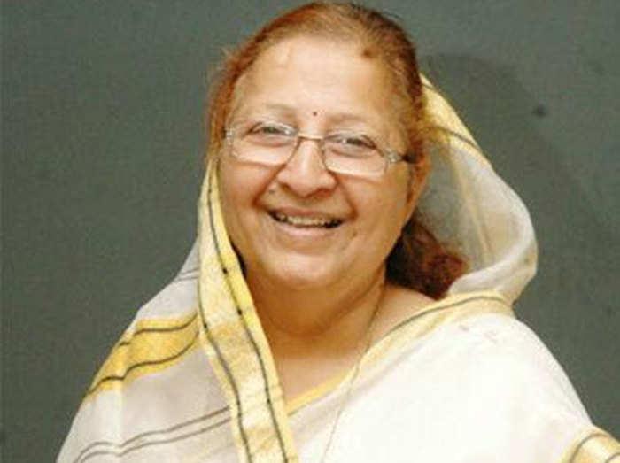 सुमित्रा महाजन ने रेलवे के फैसले का स्वागत किया