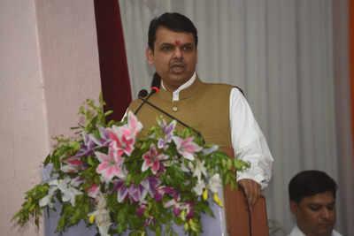 महाराष्ट्र के मुख्यमंत्री देवेंद्र फडणवीस। (फाइल फोटो)