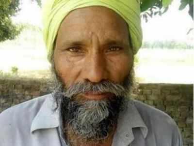 Farmer manmohan singh