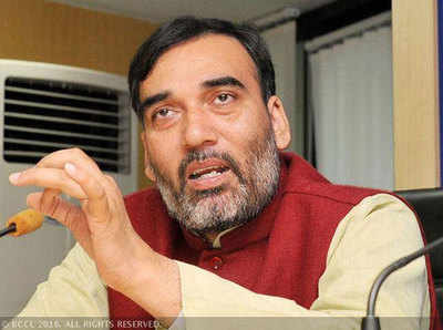 स्वास्थ्य कारणों से गोपाल राय छोड़ना चाहते हैं परिवहन मंत्रालय