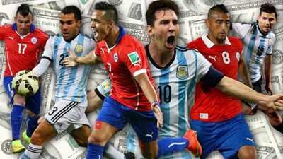 Chile-Vs-Argentina