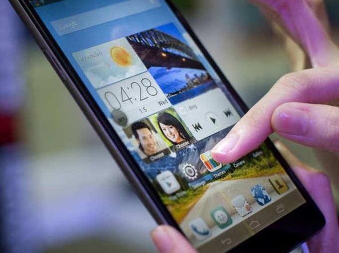 खूबसूरत स्मार्टफोन