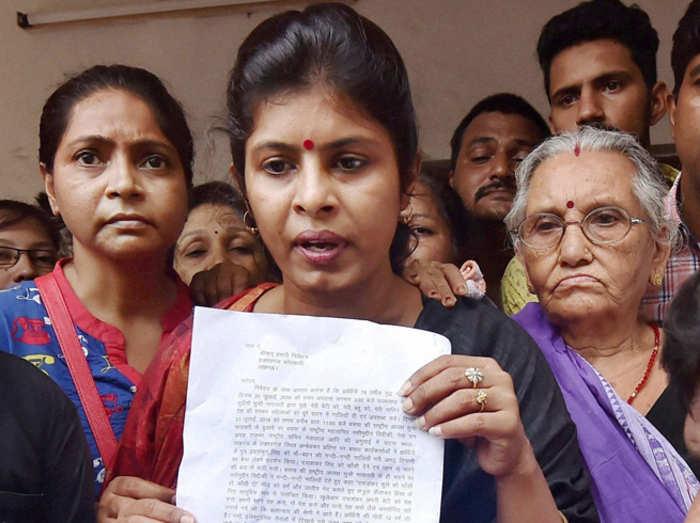 दलित मिशन फेल हुआ तो स्वाति को टिकट देकर ठाकुरों को लुभाएगी BJP