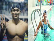 रियो ओलिंपिकः स्विमिंग में भारत से साजन और शिवानी करेंगे प्रतिनिधित्व