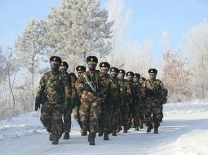 उत्तराखंड में घुसी चीनी सेना, CM हरीश रावत ने की पुष्टि