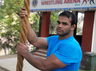 I am very happy I cant wait to to win for my nation in the Olympics says Narsingh Yadav