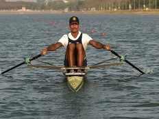 Sports Minister congratulates rower Dattu
